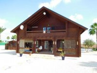 Log cabin on 12,300m2 plot in Catral (1)