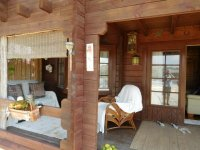 Log cabin on 12,300m2 plot in Catral (8)