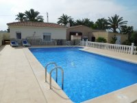Stunning 3 bedroom, 3 bathroom Finca in San Felipe Neri (0)