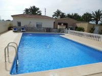 Stunning 3 bedroom, 3 bathroom Finca in San Felipe Neri (40)