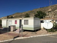 Stunning mobile home with sea views (0)