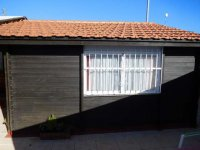 Two wooden chalets, with garage, on a freehold plot on Mi-Sol Park Torrevieja. (4)