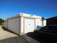 Two wooden chalets, with garage, on a freehold plot on Mi-Sol Park Torrevieja. (2)
