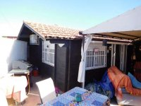 Two wooden chalets, with garage, on a freehold plot on Mi-Sol Park Torrevieja. (25)