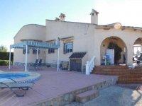 Fully legal 3 bedroom detached villa in Dolores (0)