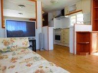 2 bed, 1 bath Mobile home on Finestrat. (24)