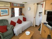 Static Caravan by the Beach (1)