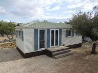 Fantastic mobile home with end lounge (0)