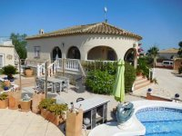 Stunning detached villa with pool, in Catral (1)