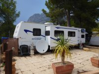 5th wheel for sale, Finestrat (8)