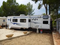 5th wheel for sale, Finestrat (11)