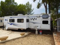 5th wheel for sale, Finestrat (12)