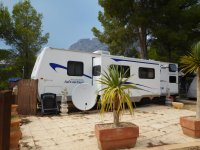 5th wheel for sale, Finestrat (10)