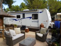 5th wheel for sale, Finestrat (16)
