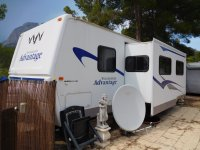 5th wheel for sale, Finestrat (31)