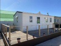 2 bedroom mobile home for long term rental in Albatera. (0)