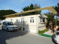 Mobile home on Large plot on a Torrevieja site (0)
