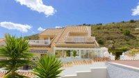 5 bedroom, 3 bathroom semi detached villa in marquesa golf, Quesada (0)
