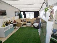 Hobby Landhaus caraven with large awning (9)