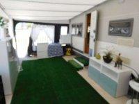 Hobby Landhaus caraven with large awning (10)