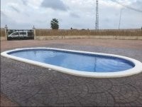 Luxury Villa with private pool in Catral (16)