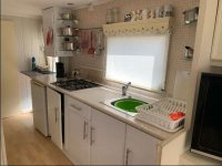 28ft x 10ft 2 bed mobile home, El Campello (5)