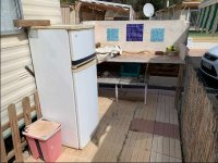 28ft x 10ft 2 bed mobile home, El Campello (8)