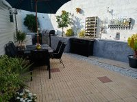 Fully renovated mobile home by the sea for sale. (2)