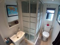Fully renovated mobile home by the sea for sale. (11)