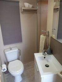 Willerby Jupiter 1 bed, 1 bath mobile home with sea views (4)