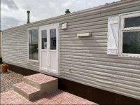 A great 3 bed, 1 bath Willerby Monaco Deluxe on residential site (47)
