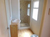 A great 3 bed, 1 bath Willerby Monaco Deluxe on residential site (45)