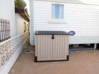 IRM Super Titania Mobile Home 2 bed, 1 bath in Torrevieja (39)