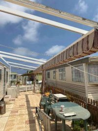 Great priced 2 bed mobile home near the sea  (2)