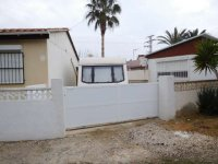 Plot for caravan or small motor-home for rent on Mi-Sol Park Torrevieja. (12)