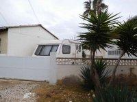 Plot for caravan or small motor-home for rent on Mi-Sol Park Torrevieja. (2)