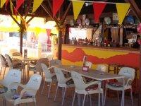Plot for caravan or small motor-home for rent on Mi-Sol Park Torrevieja. (29)