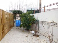 Plot for caravan or small motor-home for rent on Mi-Sol Park Torrevieja. (20)