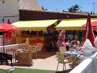 Plot for caravan or small motor-home for rent on Mi-Sol Park Torrevieja. (30)