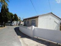 Plot for caravan or small motor-home for rent on Mi-Sol Park Torrevieja. (7)