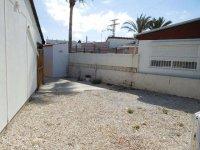 Plot for caravan or small motor-home for rent on Mi-Sol Park Torrevieja. (8)