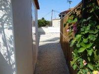 Plot for caravan or small motor-home for rent on Mi-Sol Park Torrevieja. (14)