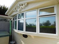 Fantastic Willerby Granada with communal pool and bar (1)