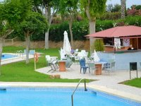 Fantastic Willerby Granada with communal pool and bar (38)