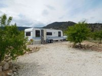 Mobile Home with 4,500m2 plot of land (8)