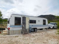 Mobile Home with 4,500m2 plot of land (19)