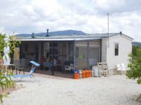 Mobile Home with 4,500m2 plot of land (39)