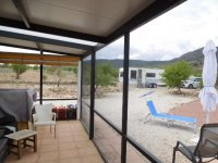 Mobile Home with 4,500m2 plot of land (46)