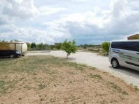 Investment opportunity, 4,500 m2 plot of land with permission for 4 mobile homes. (1)