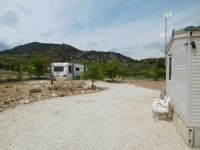 Investment opportunity, 4,500 m2 plot of land with permission for 4 mobile homes. (2)